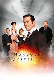 Affiche Les Enquêtes de Murdoch