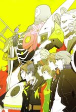 Affiche Persona 4: The Animation