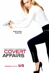 Affiche Covert Affairs
