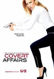 Affiche Covert Affairs