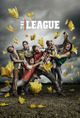 Affiche The League