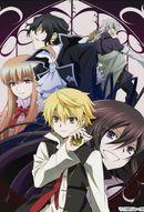Affiche Pandora Hearts