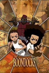 Affiche Les Boondocks