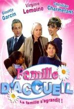 Affiche Famille d'accueil