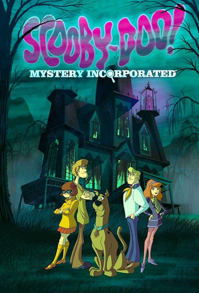 Scooby Doo Mysteres Associes Dessin Anime 2010 Senscritique