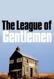 Affiche The League of Gentlemen