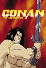 Affiche Conan the Adventurer