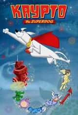 Affiche Krypto le superchien