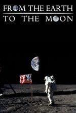 Affiche De la Terre a la Lune