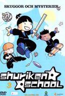 Affiche Shuriken School