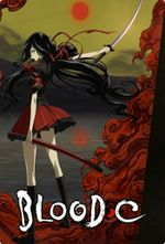Affiche Blood-C