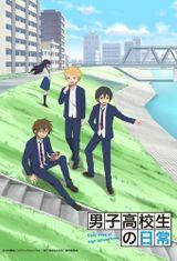Affiche Danshi Koukousei no Nichijou