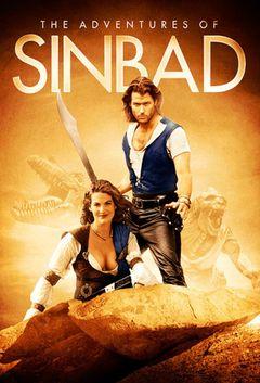 Affiche Les Aventures de Sinbad