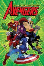 Affiche Avengers : L'équipe des Super Héros