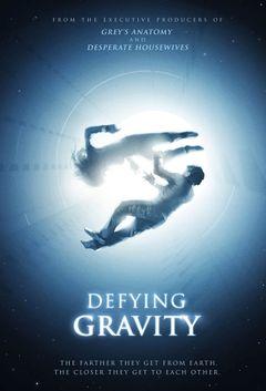 Affiche Defying Gravity