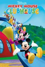 Affiche La Maison de Mickey
