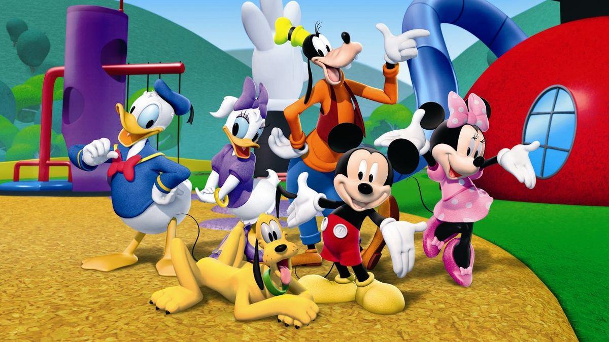La maison de mickey dessin animé 2006 senscritique