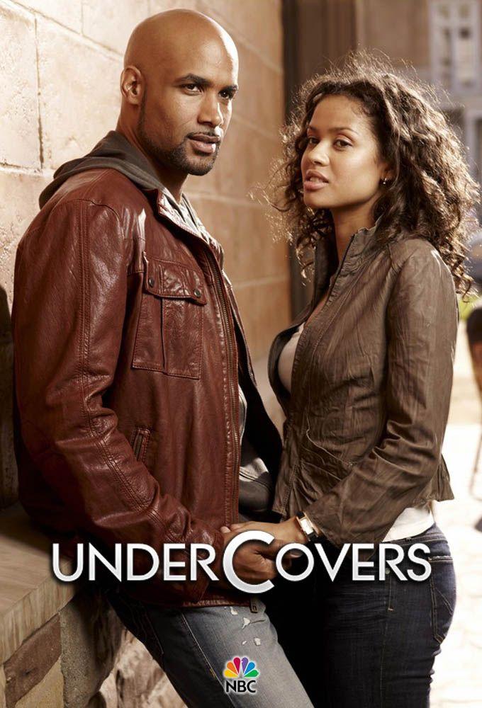 UnderCovers:Agents doubles  1 saison  VF