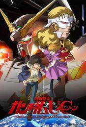 Affiche Mobile Suit Gundam Unicorn