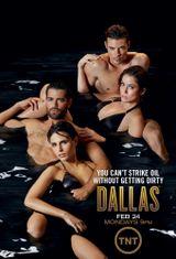 Affiche Dallas, nouvelle génération