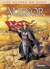 Couverture Aliénor : La Légende noire, tome 3