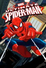 Affiche Ultimate Spiderman