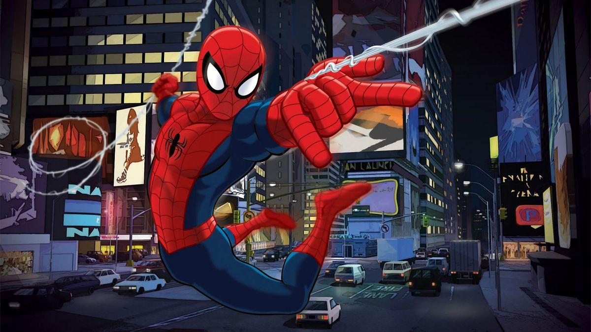 Saisons De Ultimate Spider Man 2012 Senscritique