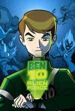Affiche Ben 10 : Alien Force