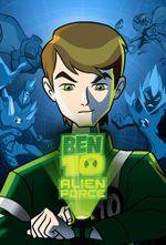 Affiche Ben 10 : Alien Force