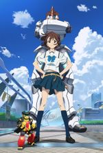Affiche Robotics;Notes