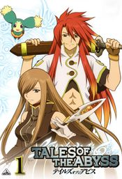 Affiche Tales of the Abyss