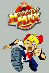 Affiche Mighty Max