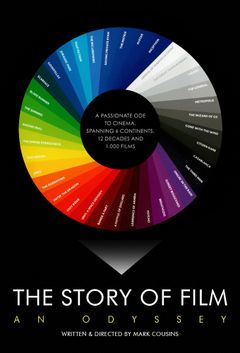 Affiche The Story of Film: An Odyssey