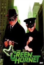 Affiche Le Frelon vert