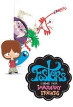 Affiche Foster's Home for Imaginary Friends