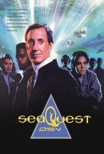 Affiche SeaQuest, Police des Mers
