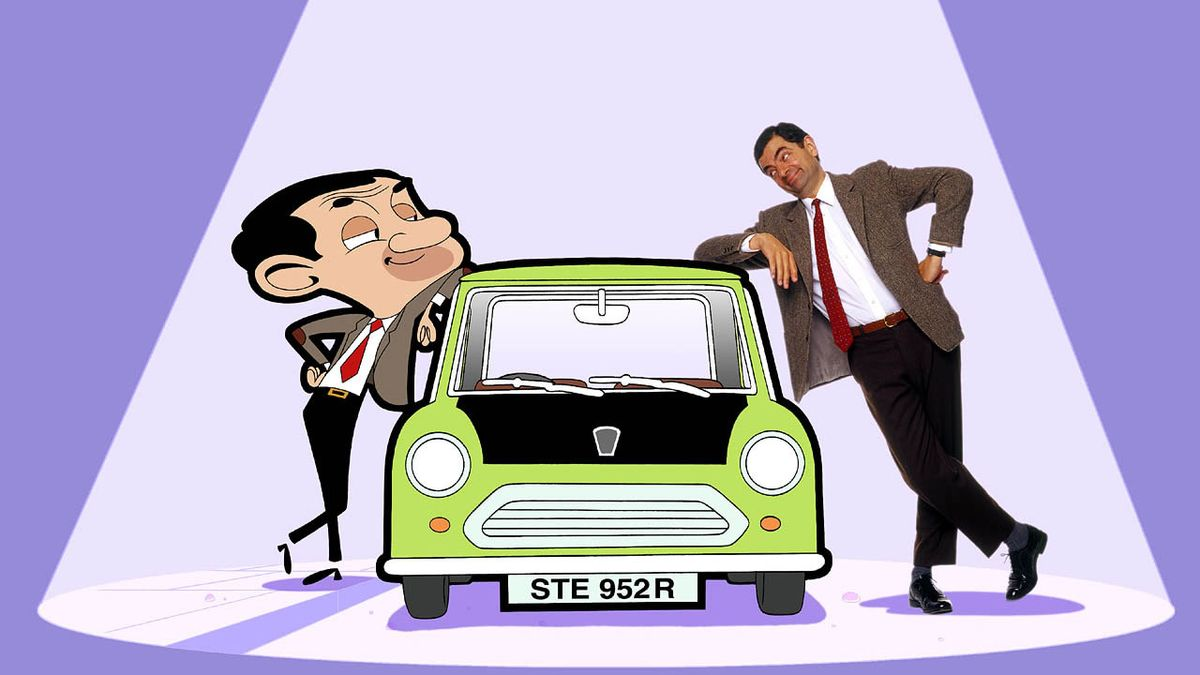mr bean la s rie anim e s rie 2003 senscritique. Black Bedroom Furniture Sets. Home Design Ideas
