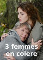 Affiche 3 femmes en colère