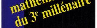 Couverture Les énigmes mathématiques du 3ème millénaire
