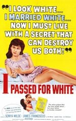 Affiche I Passed For White