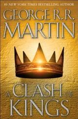 Couverture A Clash of Kings