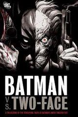 Couverture Batman Vs. Two-Face