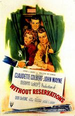 Affiche Without Reservations