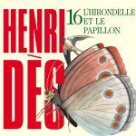 Pochette Henri Dès, Volume 16: L'Hirondelle et le Papillon