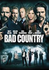 Affiche Bad Country