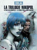 Couverture La Trilogie Nikopol, intégrale