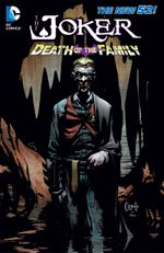 Couverture The Joker: Death of the Family