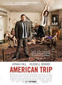 Affiche American Trip
