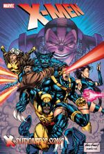 Couverture X-Men: X-Cutioner's Song