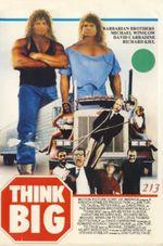 Affiche Think Big